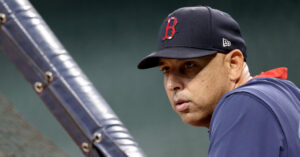 ALCS: Just Like Alex Cora, the Red Sox Keep Coming Back