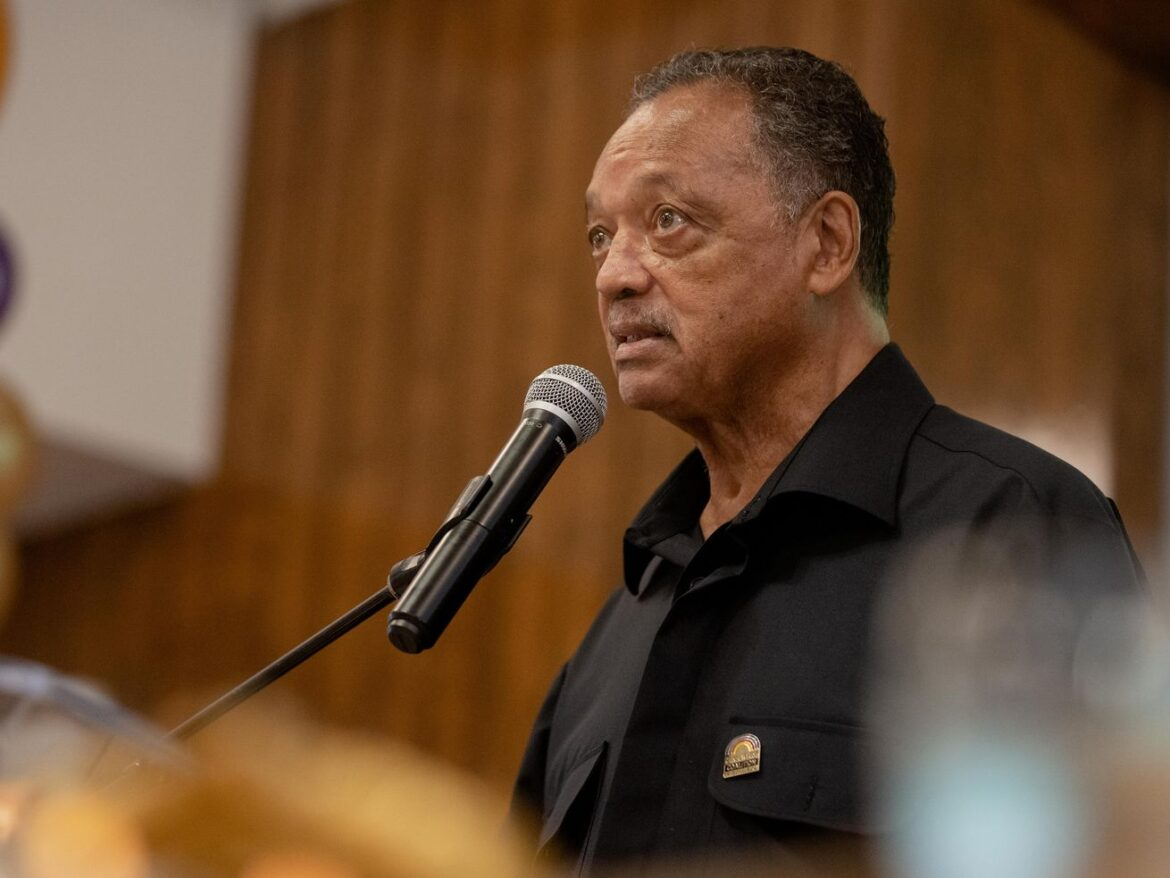 As the Rev. Jesse Jackson turns 80, he calls for renewed fight for social justice. 'We're in a critical situation.'