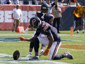 Bears' inactives vs. Packers: WR Allen Robinson, DT Akiem Hicks to play