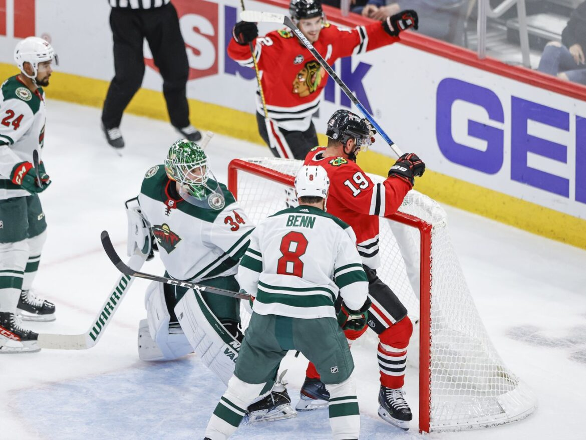 Blackhawks notebook: Lineup almost set as preseason ends with win over Wild