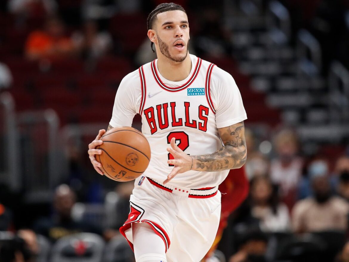 Bulls' Lonzo Ball takes just-another-game approach against former team