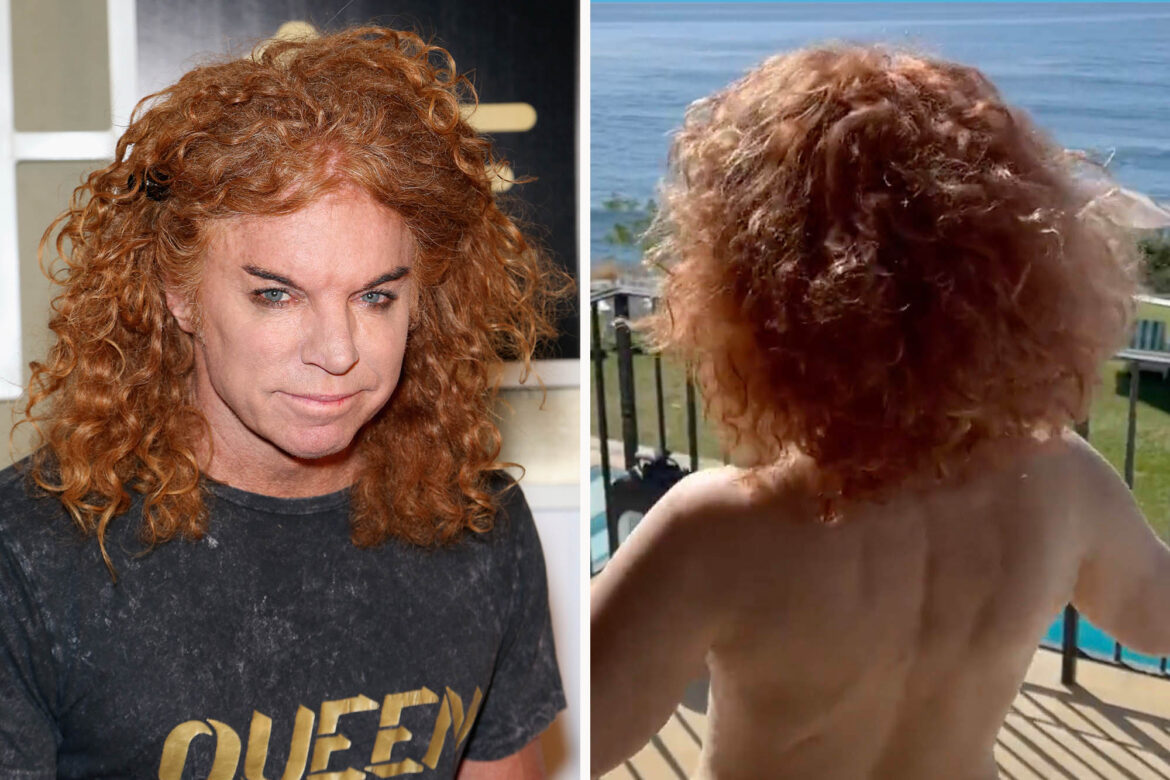 Carrot Top video is going viral —but is it really Kathy Griffin topless?