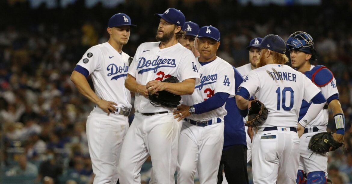 Clayton Kershaw to avoid surgery, but he's out for playoffs; Max Muncy unlikely to play