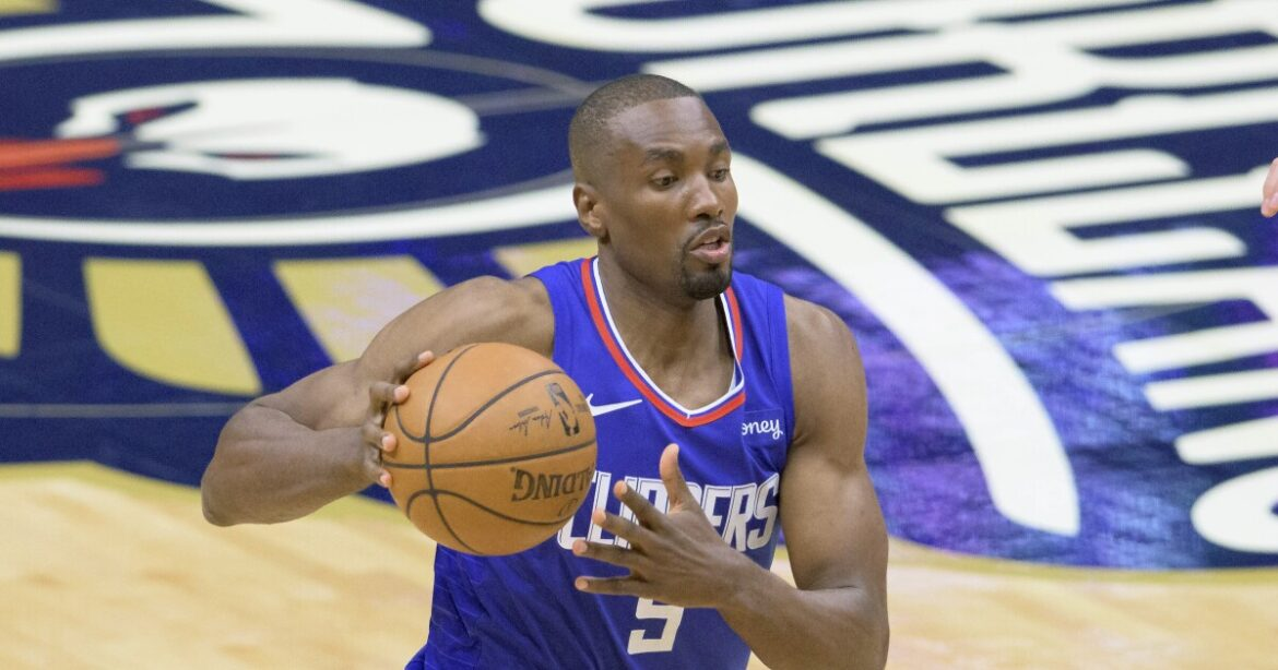 Clippers center Serge Ibaka to miss season opener
