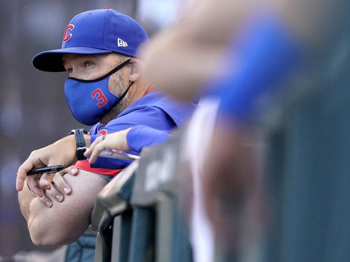 Cubs get reality check as team faces COVID outbreak