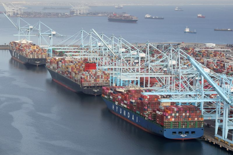 California ports, key to U.S. supply chain, among world's least efficient
