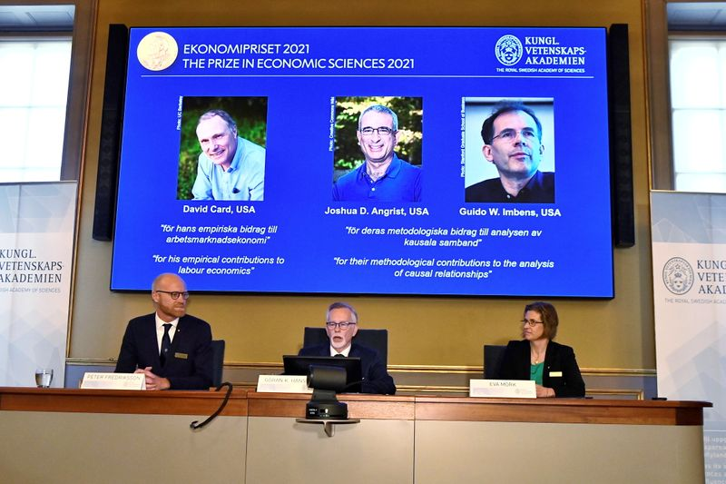 Economics Nobel honours 'natural experiments', from minimum wage to migration