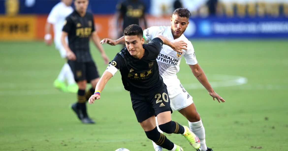 Early goals carry Galaxy and El Trafíco rival LAFC to draw