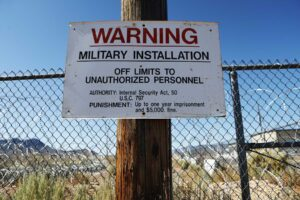 Feds Prepared 'Deadly Force Countermeasures' Ahead of 'Storm Area 51' Rally, Documents Reveal