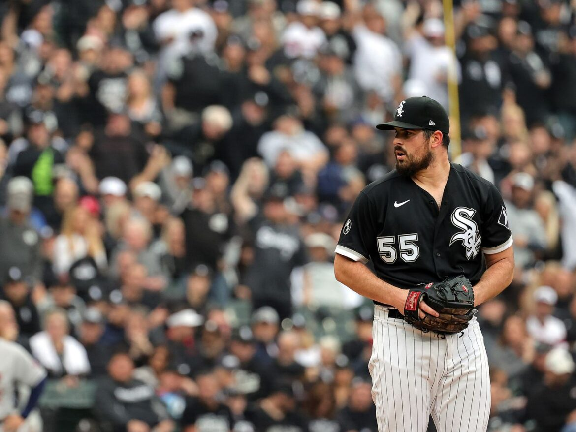 Final farewell? Carlos Rodon flashes vintage stuff in what could be last White Sox start