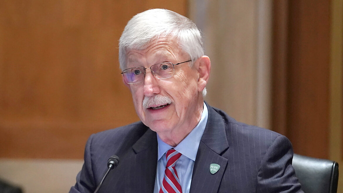 Francis Collins, longtime head of NIH, will resign, report says