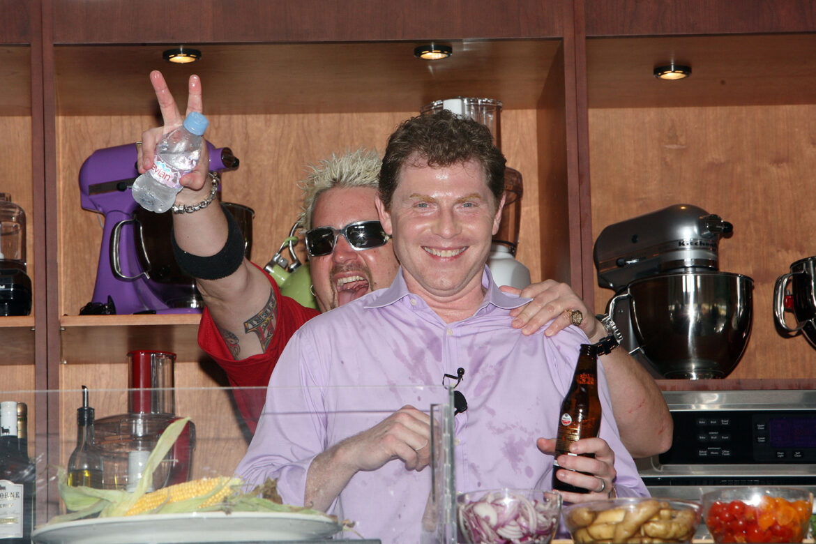 Bobby Flay wanted bigger payday than Guy Fieri to stay on Food Network: report