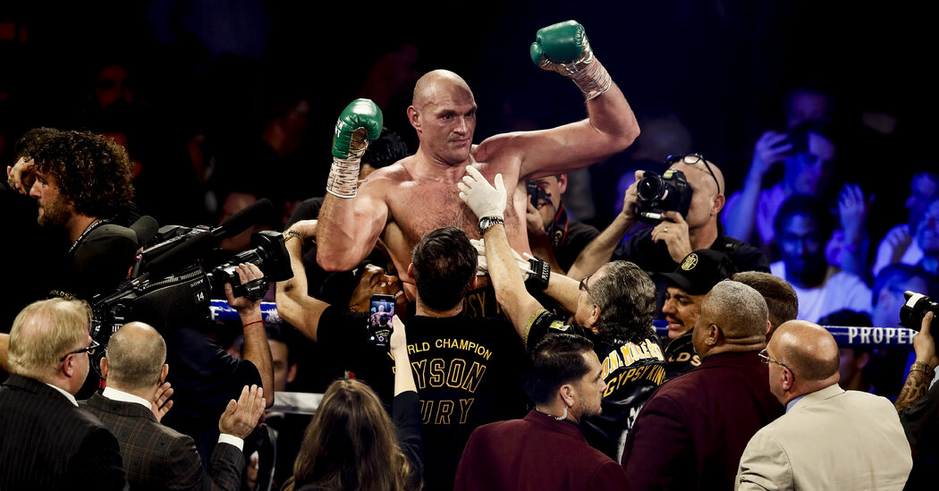How to Stream the Wilder-Fury Fight