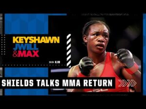 Claressa Shields on the differences of fighting in MMA & boxing | KJM
