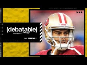 What does it mean that Kyle Shanahan is still starting Jimmy G over Trey Lance? | (debatable)