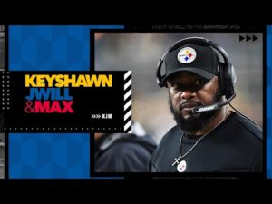 Why is Mike Tomlin being questioned about leaving the Steelers for college football openings? | KJM