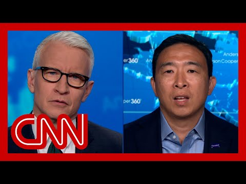 Andrew Yang explains why he left the Democratic party