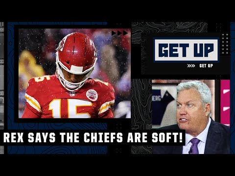 'Kansas City has NOTHING! They're SOFT!' – Rex Ryan reacts to the Chiefs' loss to the Bills | Get Up