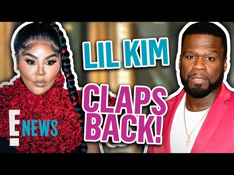 Lil' Kim Claps Back at 50 Cent After He Trolls Her Dancing   E! News
