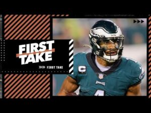'The Eagles are going to ruin Jalen Hurts' – Ryan Clark on the Eagles' loss to the Bucs | First Take