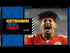 What's the problem with Patrick Mahomes? | KJM