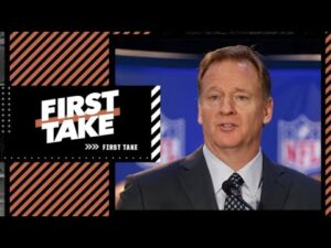 Roger Goodell has to step up – Stephen A. on the changes the NFL needs to make | First Take