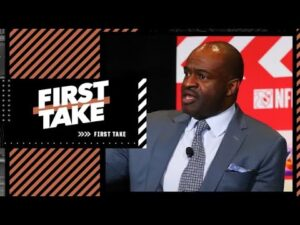 Stephen A. reacts to DeMaurice Smith's comments on Washington's email investigation | First Take
