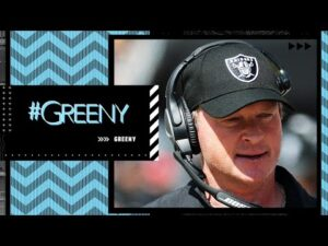 Mike Greenberg reflects on his relationship with Jon Gruden | #Greeny