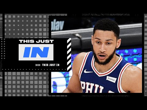 Reacting to Ben Simmons skipping an individual workout at the 76ers' facility | This Just In