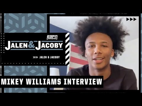 Five-star recruit Mikey Williams on the Lakers and launching an NFT charter membership for fans