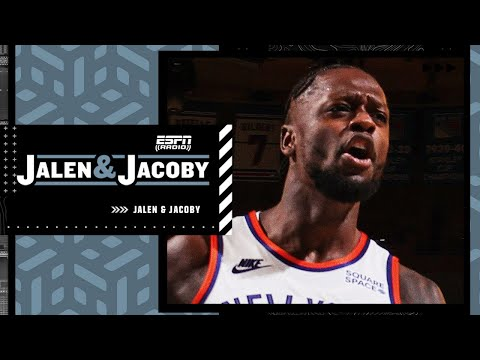 Jalen & Jacoby react to the Knicks getting it done in the clutch vs. the Celtics