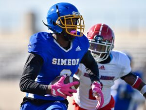 Malik Elzy sparkles, leads Simeon to crucial win against undefeated Kenwood