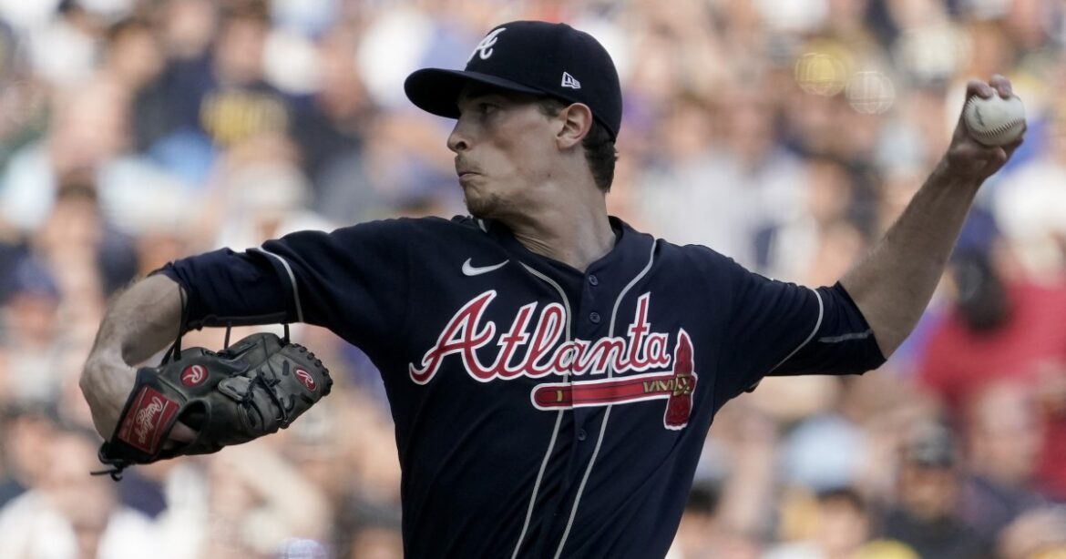 Max Fried is sharp as Braves blank Brewers to tie NLDS at 1-all
