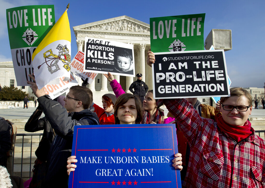 Montana abortion restriction laws blocked by state judge