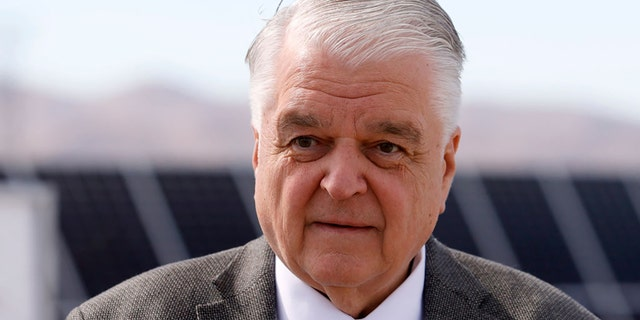 Nevada's Sisolak believed at fault for weekend car crash, report says
