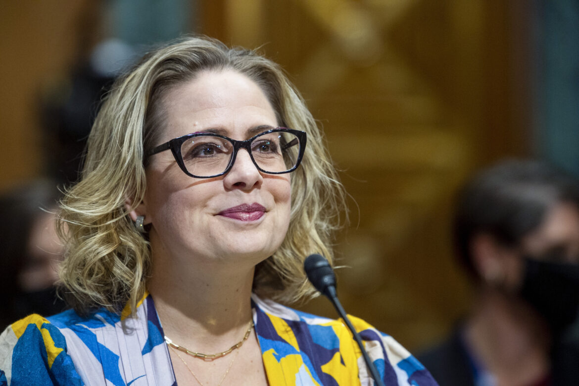 'Obstacle to Progress': Veterans Quit Kyrsten Sinema's Advisory Council in Protest