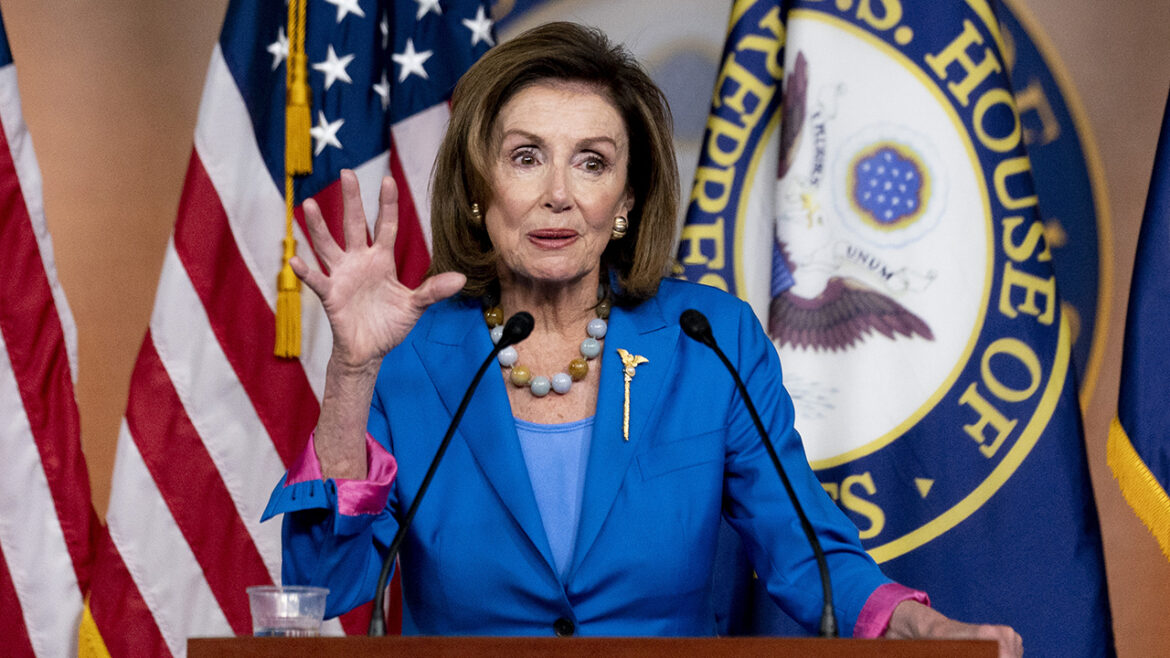Pelosi admits defeat on infrastructure bill, says 'more time is needed'
