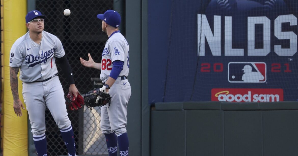 Photos: Dodgers vs Giants in NLDS Game 2