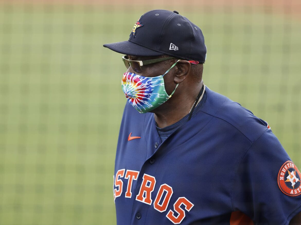 Put Astros' Dusty Baker in the Hall of Fame, White Sox' Tony La Russa says
