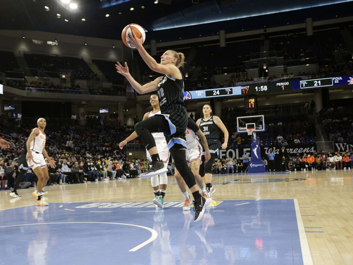 Seven years and the biggest free-agent signing in Sky history led them to this WNBA finals moment