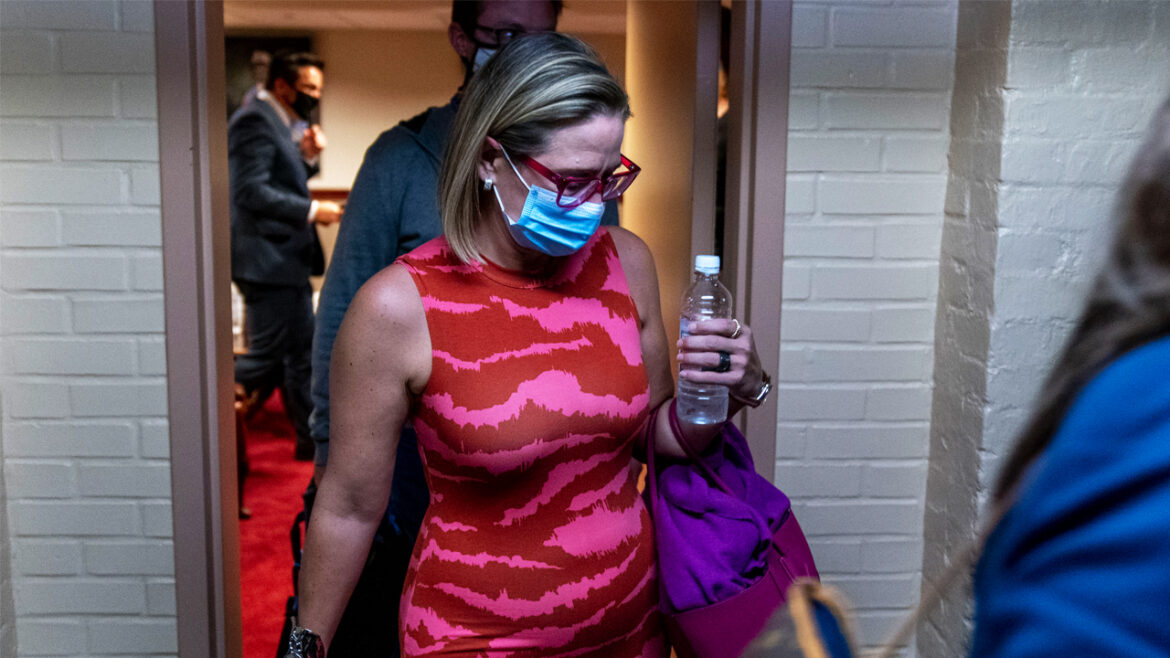 Sinema confronted in airport and plane about spending bill, Green New Deal, DACA
