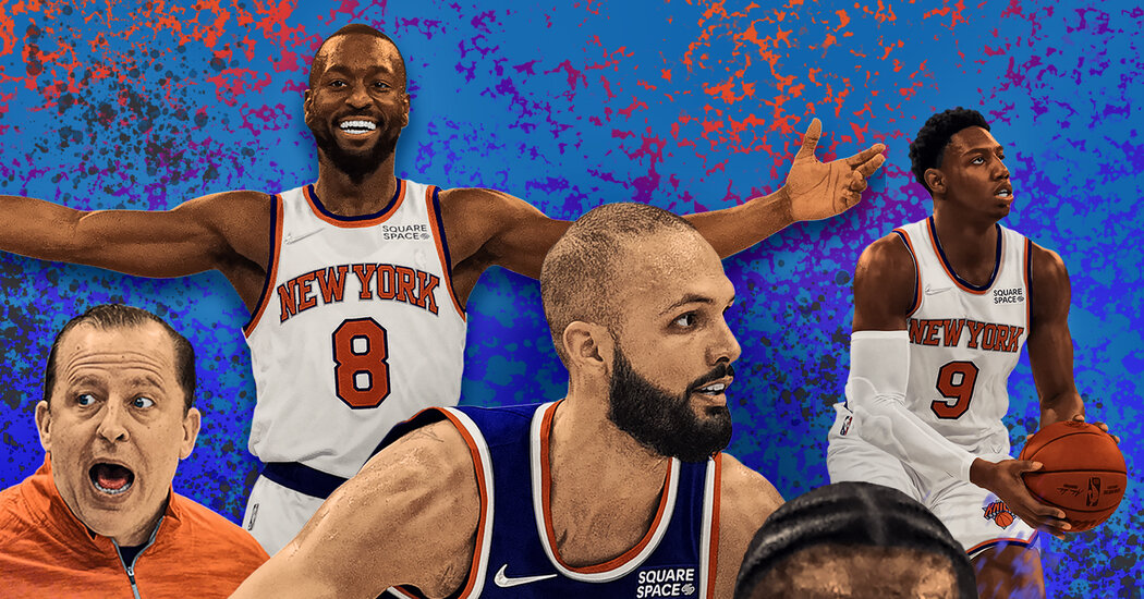 The Knicks Are Ready for a Sequel. The Good Kind.