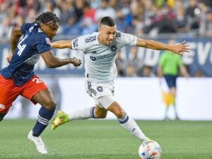Tie eliminates Fire from playoff picture