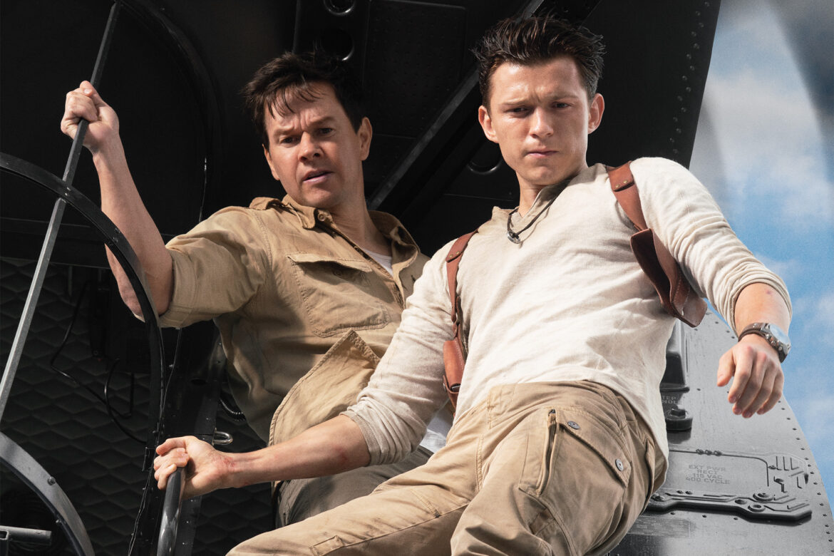 'Uncharted' trailer: Tom Holland, Mark Wahlberg kick butt in action-packed teaser