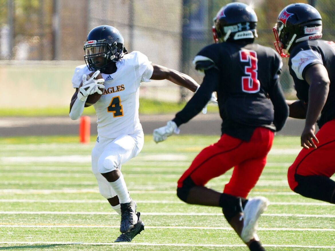 Undefeated Clark uses deep, dependable running attack to beat Raby