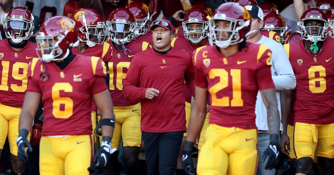 USC tackle Ishmael Sopsher expected to make debut against Notre Dame