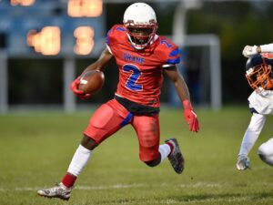 'We did it': Senior Jaylen Scott leads Crane to undefeated season, earns a shot at college football
