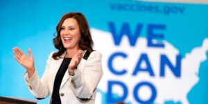 Whitmer vetoes election bills Michigan GOP says will restore faith in elections